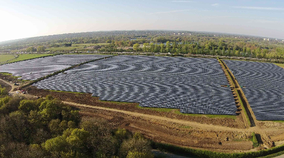 Baywa Verkauft Solarpark In Grossbritannien Ee News Ch